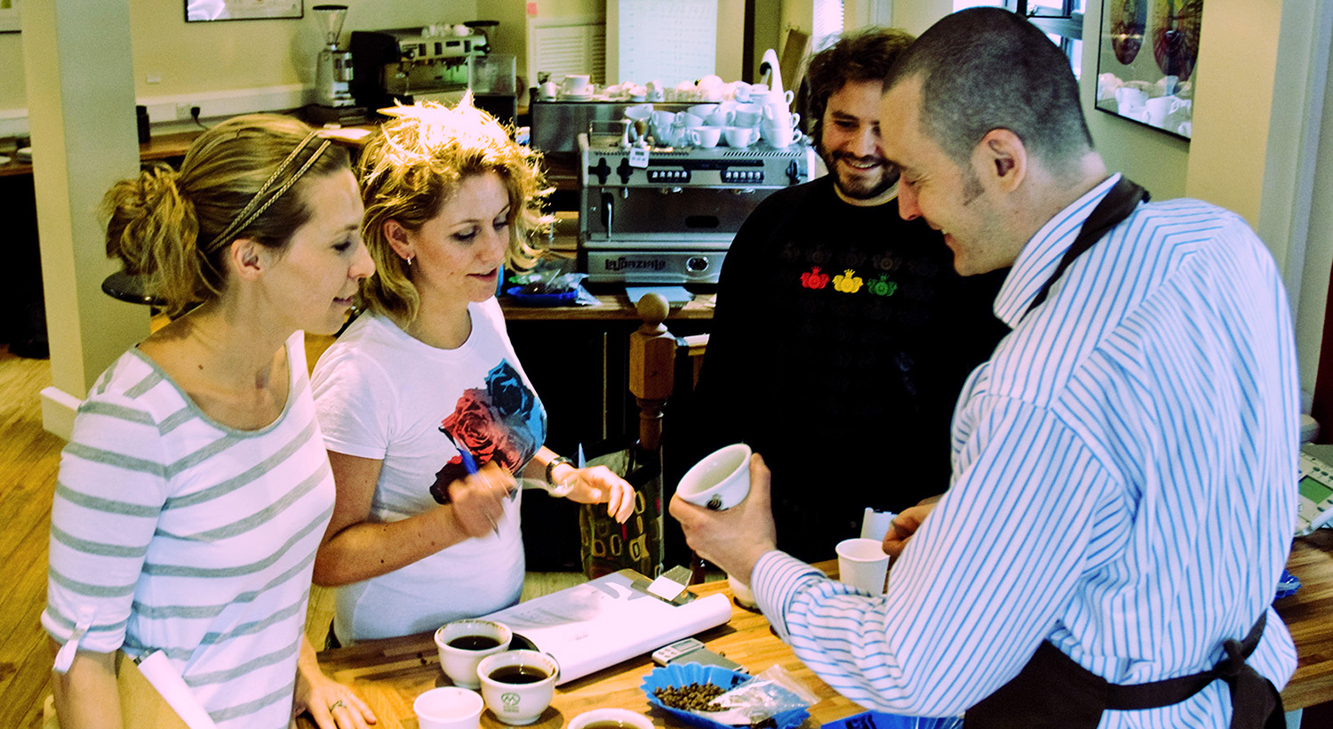 LSC-Coffee-Cupping-Training